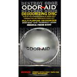 Odor Aid Deordorizing Disc- Silver (12 Pack)
